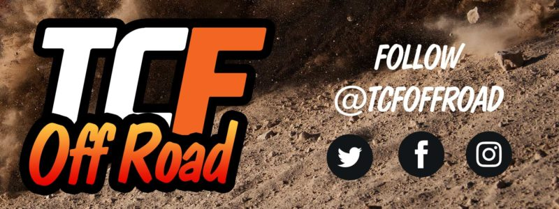 TCF Off Road - Follow @tcfoffroad on Facebook, Twitter, and Instagram.