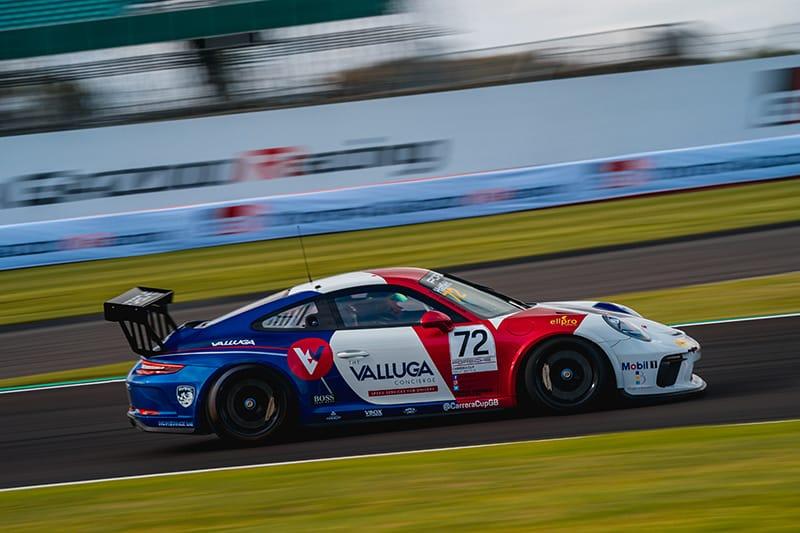 Valluga Racing - Porsche Carrera Cup GB