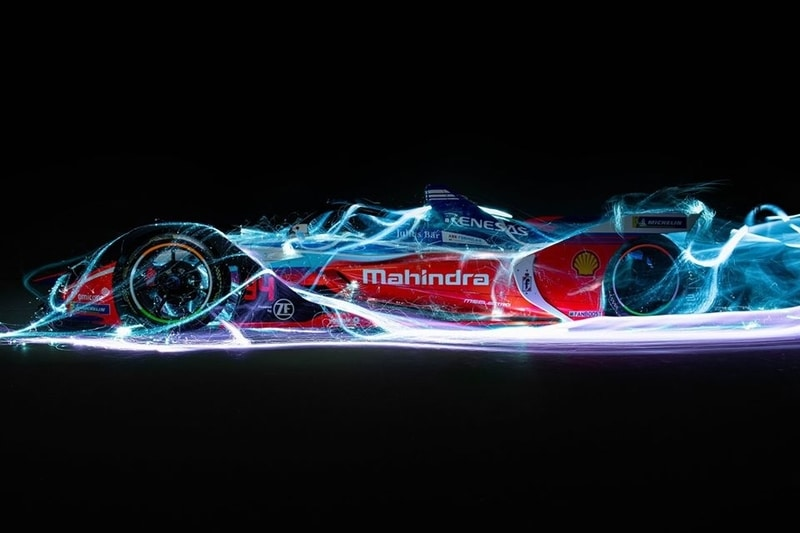 Mahindra Racing M6 design