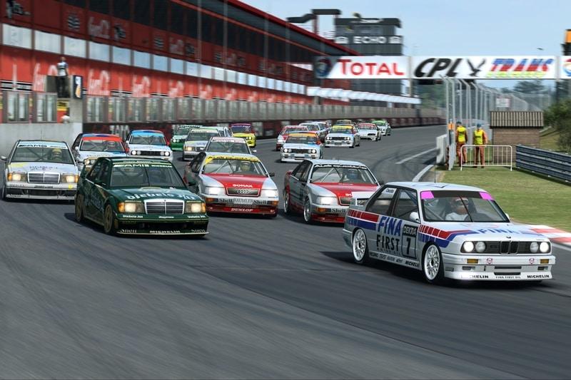 DTM Series - RaceRoom Racing Experience