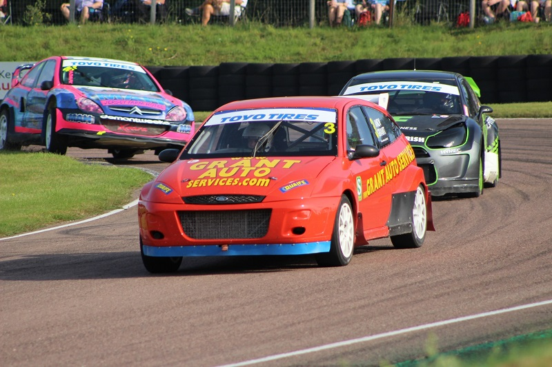 Andy Grant's Ford Focus