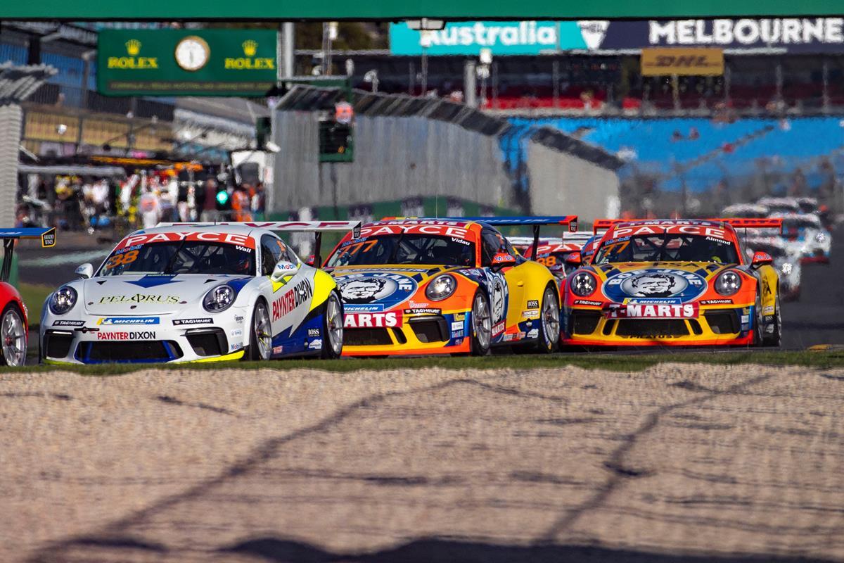 Porsche PAYCE Carrera Cup Australia