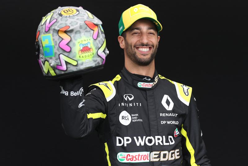 Daniel Ricciardo - 2020