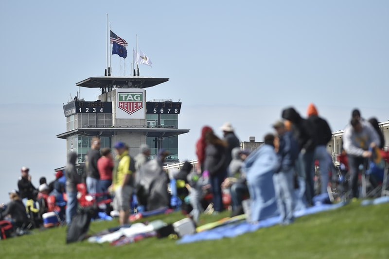 Brickyard 400 will run without fans in attendance, speedway says