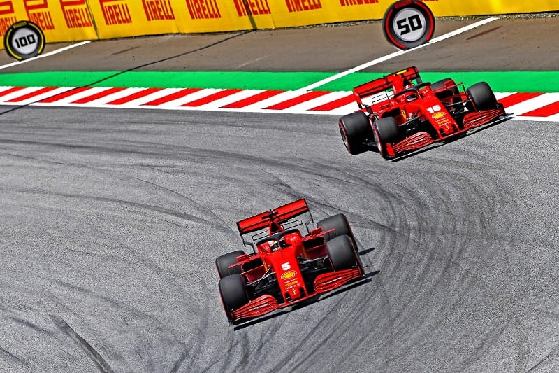 "Charles Leclerc: ""It's certainly strange having two races in a row ..."