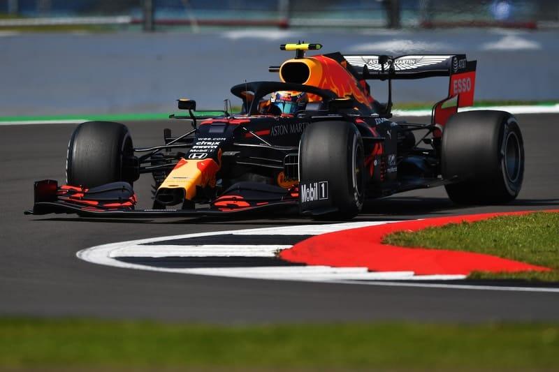 Max Verstappen - British Grand Prix