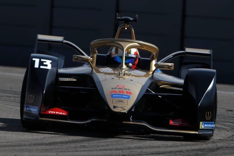 Felix Da Costa wins on Formula E return in Berlin to extend championship lead - The Checkered Flag