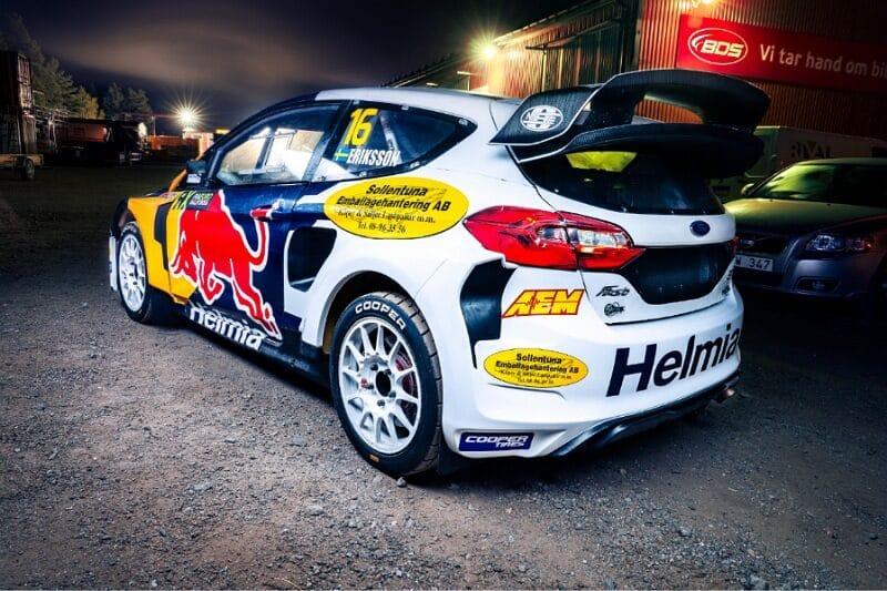 REGARDER: Eriksson révèle la Red Bull Fiesta avant les débuts de l'Euro RX  - Championnat d'Europe 2020