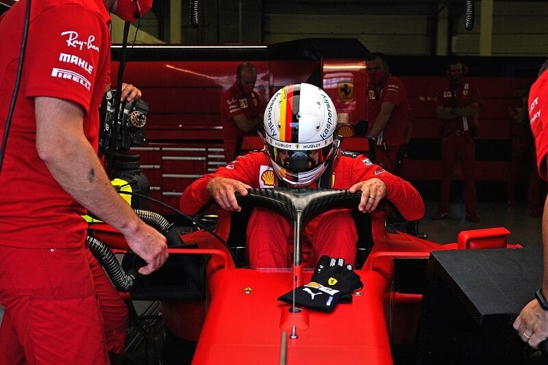 """Ferrari's Simone Resta: """"This will not be an easy weekend for us"""""""
