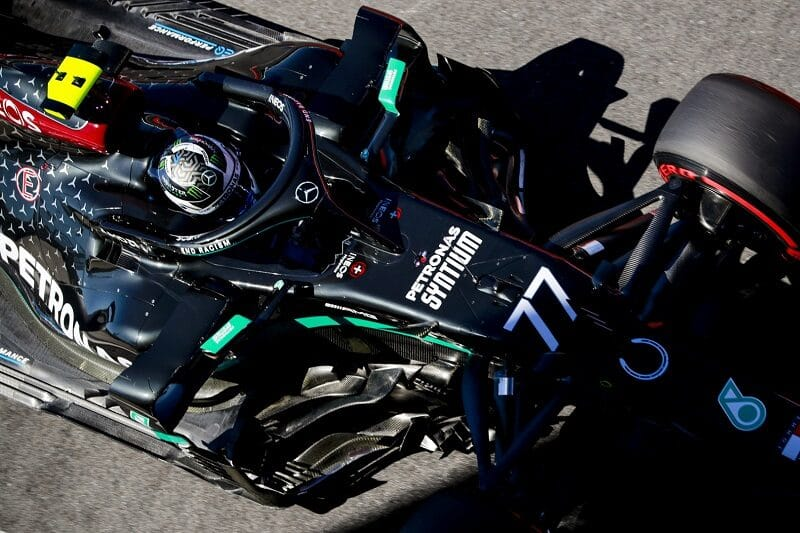 """Mercedes' Toto Wolff: """"The points are given out on Sunday and that's when we struggled"""""""