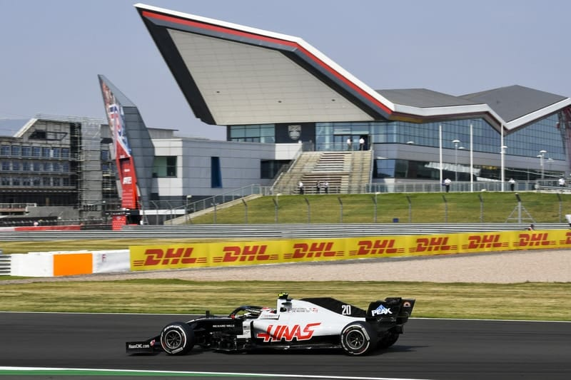 Haas - Silverstone