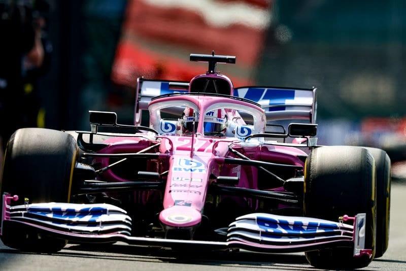 Hulkenberg - 70th GP