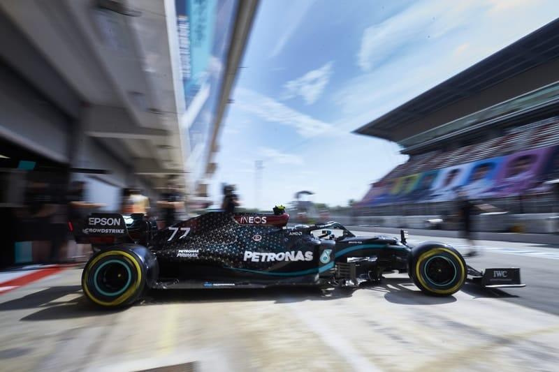 Bottas - Spanish GP 2020