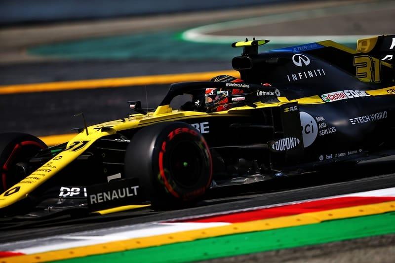Esteban Ocon - GP Spain 2020