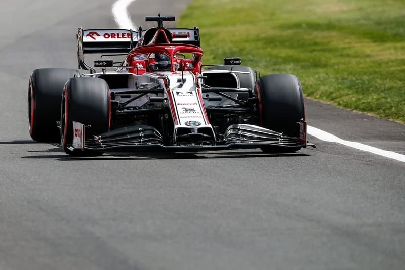 Kimi Raikkonen -  British Grand Prix