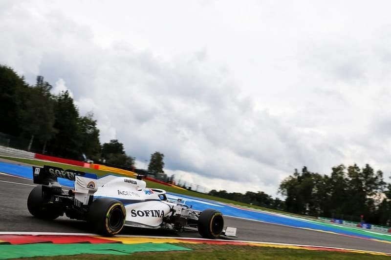 Williams - Belgium 2020
