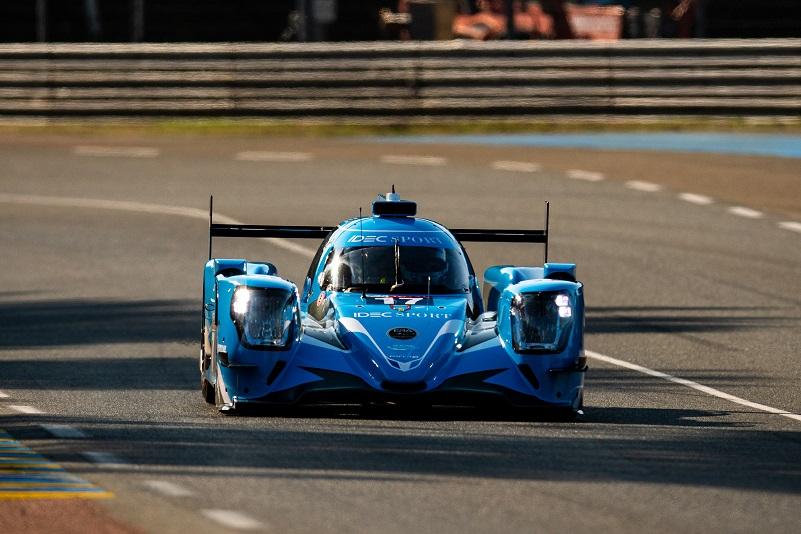 17 IDEC Sport on track at 24 Hours of Le Mans, 2020