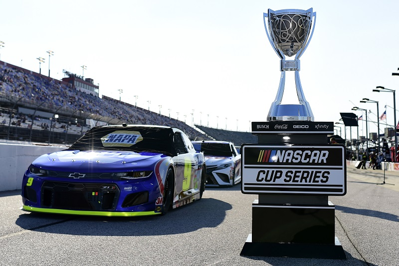 2021 NASCAR Cup rules package revealed, high horsepower at 23 of 36 races -  The Checkered Flag