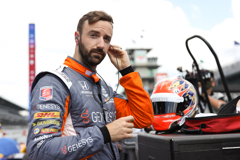 IndyCar: Hinchcliffe gets Capstone backing for six events