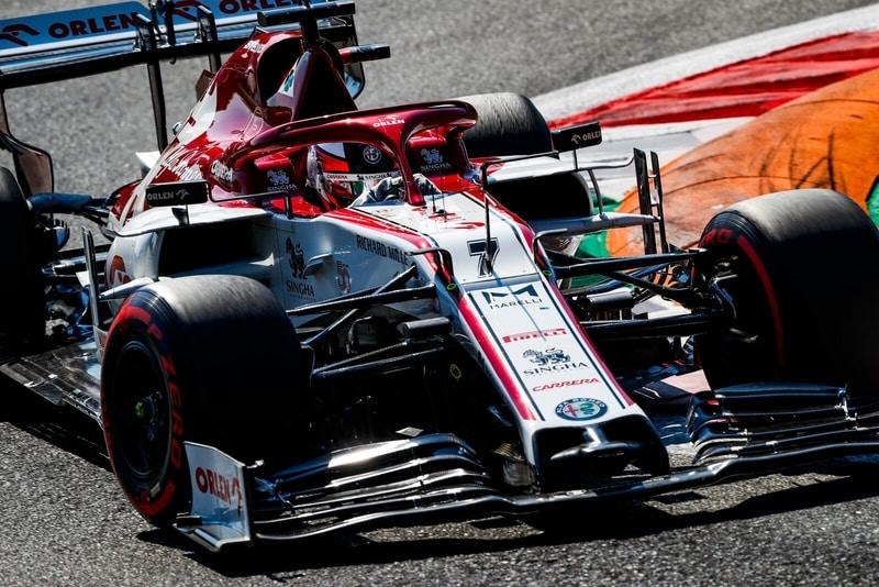 Kimi Raikkonen - Italy 2020