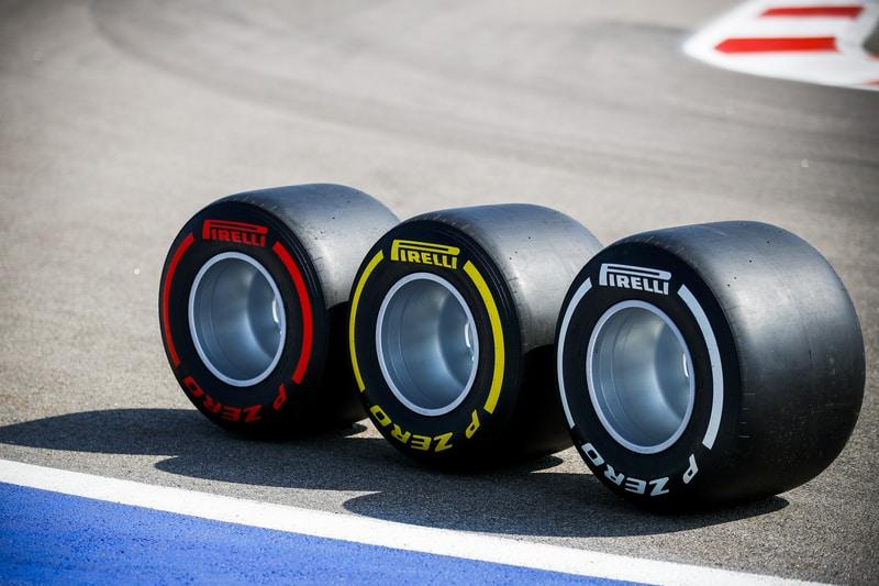 Pirelli - Russia 2020