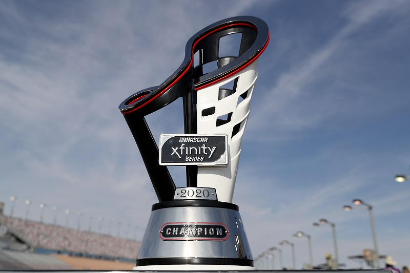 2021 Xfinity Series schedule released with only one ...