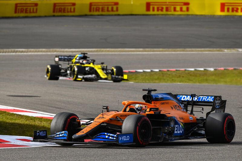 Bittersweet and 'Challenging' Sunday for McLaren at the Nürburgring