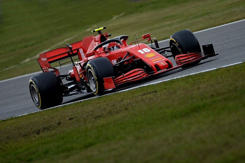 Difficult Opening Stint Leaves Leclerc Fighting for Seventh at the Nürburgring