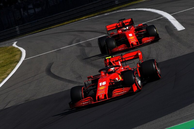 """Ferrari's Mattia Binotto: """"We are not satisfied with this result"""""""