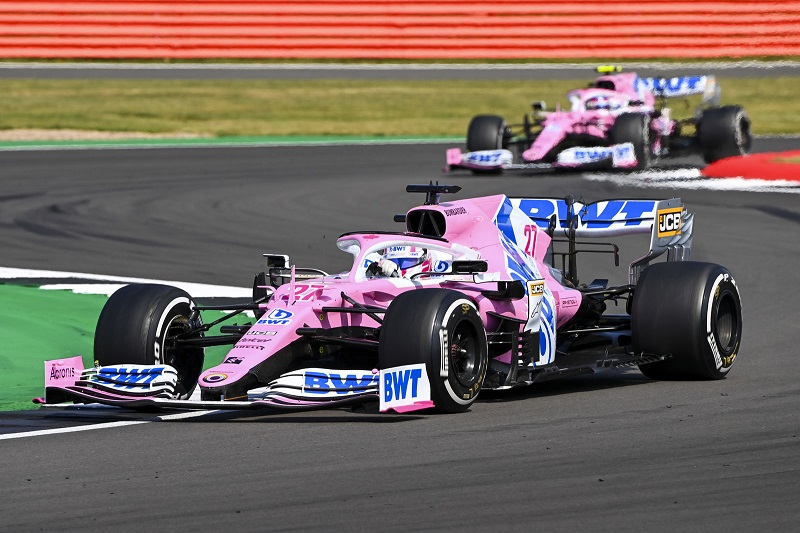 Recent Racing Point Updates Down to Silverstone Feedback from Nico Hülkenberg, says Andrew Green - The Checkered Flag