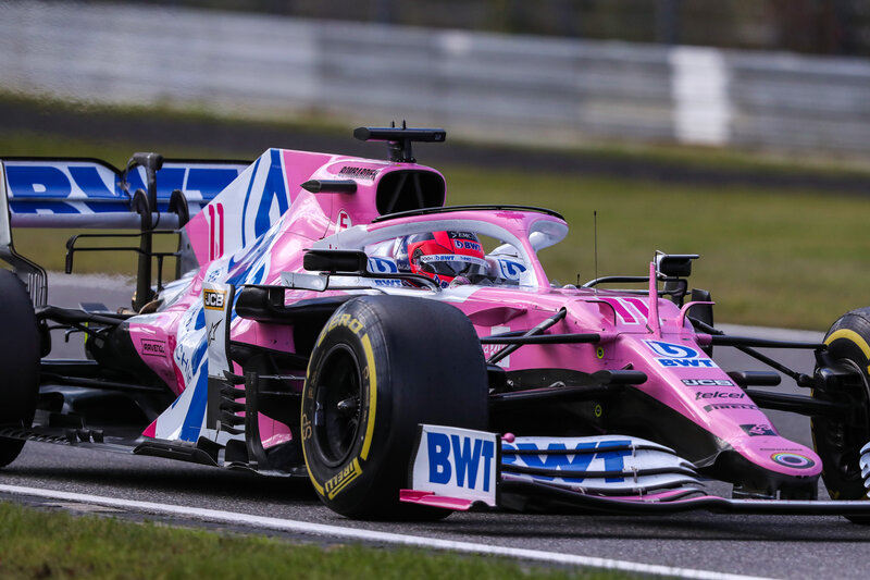 """Sergio Pérez: """"We've ended up turning what could have been a really difficult day into a strong result"""" - The Checkered Flag"""