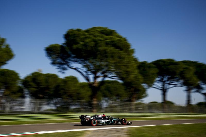 Mercedes - Imola