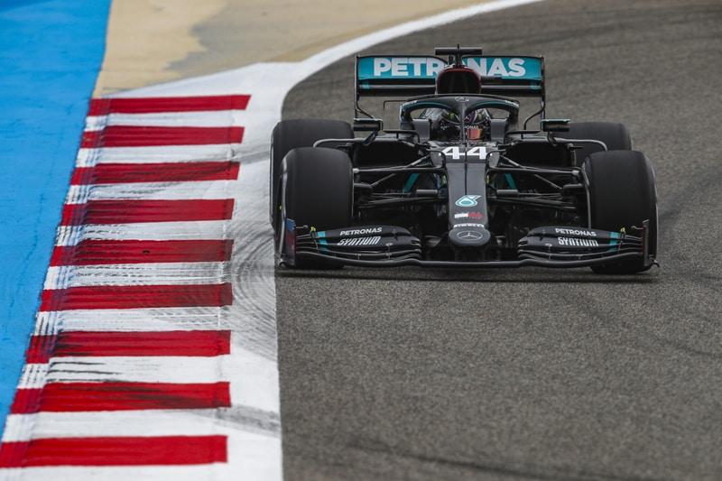 Hamilton Wins Bahrain Grand Prix Even As Grosjean Suffers A Horrific Crash - The Checkered Flag