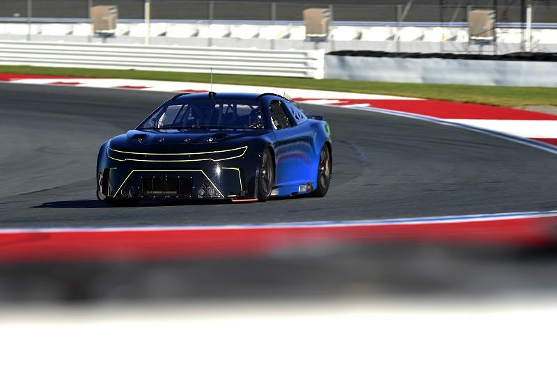 Next Gen vehicle passes Charlotte Roval test