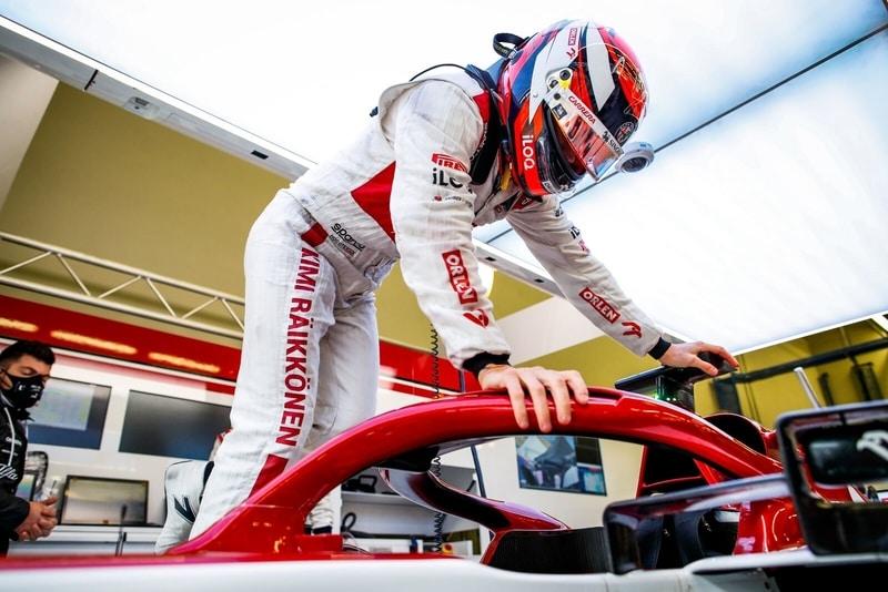 Kimi Raikkonen - Turkey 2020