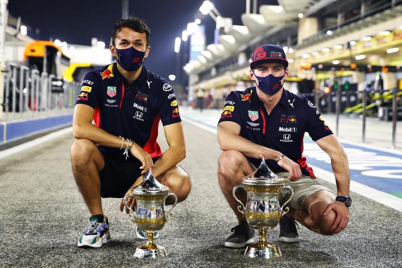 Red Bull - Bahrain 2020