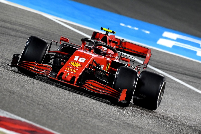 "Leclerc on Grosjean's Bahrain Crash: ""Well done to everyone who works on making our cars safe"" - The Checkered Flag"