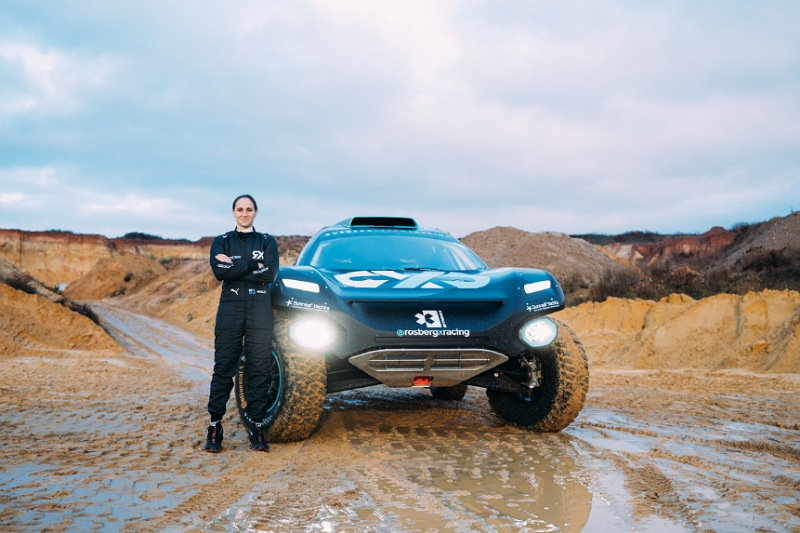 molly taylor joins rxr team for 2021 extreme e season