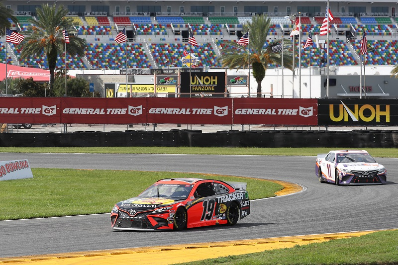 Daytona Road Course Replacing Auto Club Speedway on 2021 NASCAR Schedule