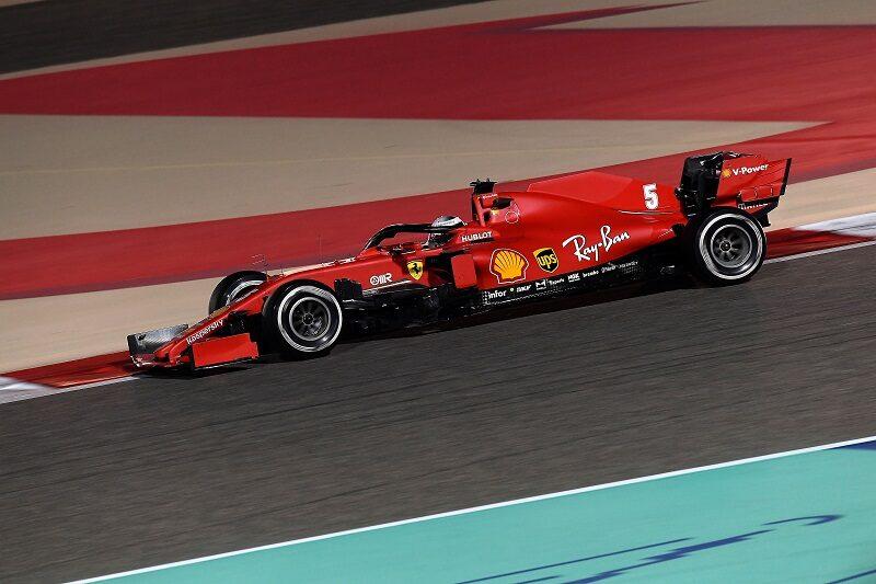 Sebastian Vettel finished a lowly thirteenth in Bahrain – Credit Scuderia Ferrari Press Office