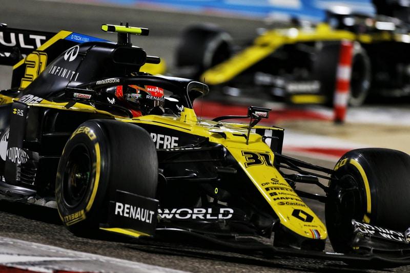 Renault - Sakhir 2020