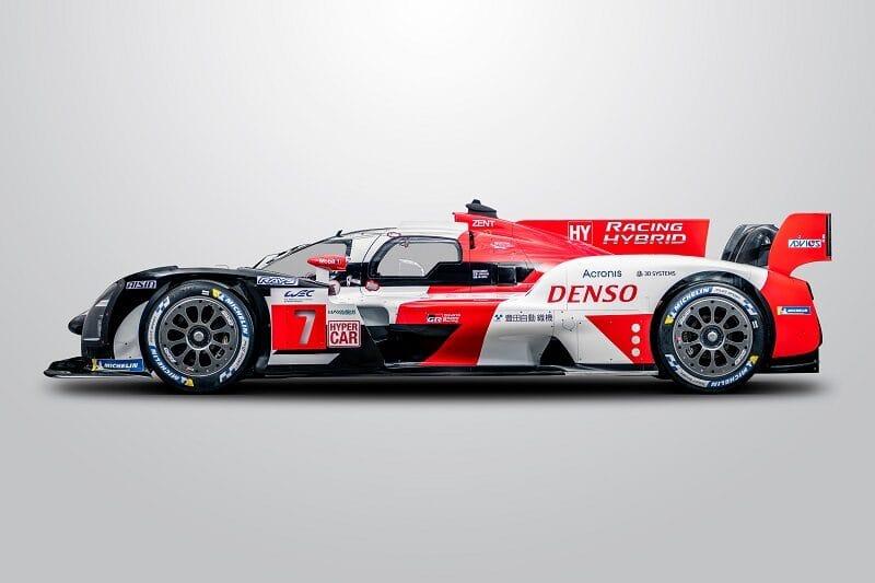Toyota Gazoo Racing GR010 Launch Image