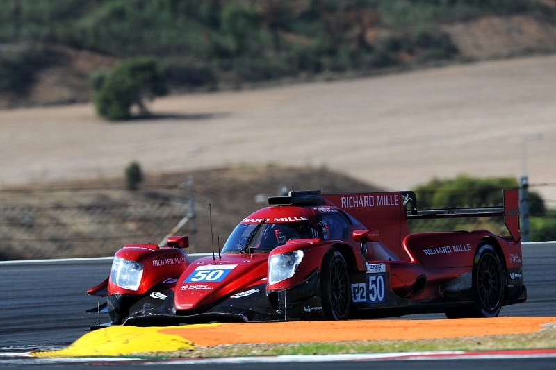 #50 Richard Mille Racing on track during the 2020 European Le Mans Series