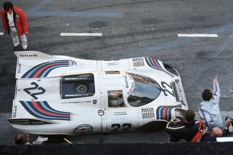 Porsche 917 LH at the 24 Hours of Le Mans, 1971