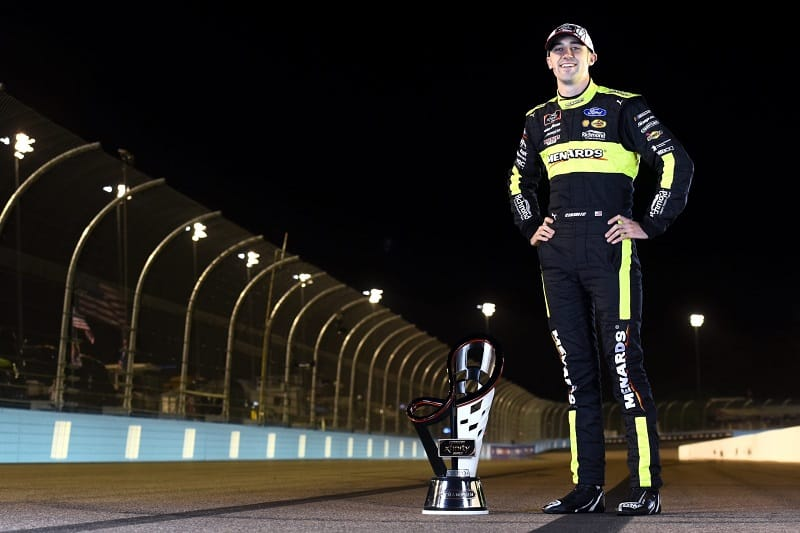 Austin Cindric To Make Nascar Cup Debut In Daytona 500 The Checkered Flag