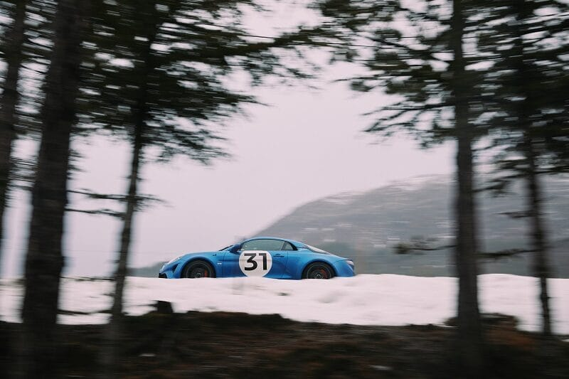 Esteban Ocon Left Smiling after 'Amazing Experience' of Rallye Monte-Carlo - The Checkered Flag