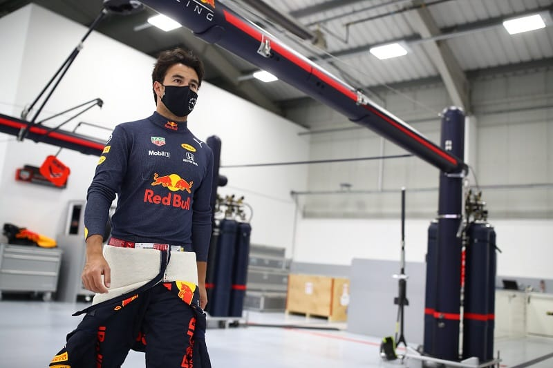 """Pérez on Red Bull Chance: """"I was waiting all my career to get an opportunity with a top team"""" - The Checkered Flag"""