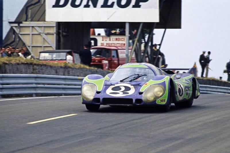 Porsche 917 LH at the 24 Hours of Le Mans, 1970