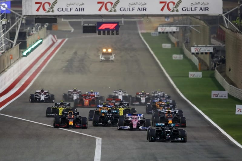 2021 Formula 1 season to get underway in Bahrain