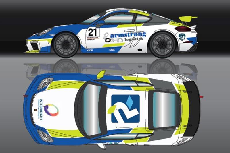Matt Armstrong - Team Parker Racing